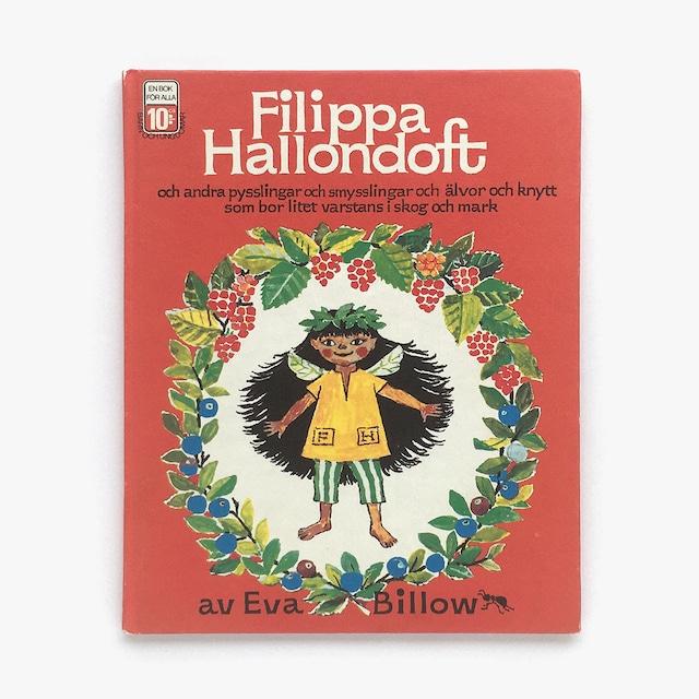 エーヴァ・ビロウ「Filippa Hallondoft(フィリッパ・ラズベリーのうた)」《1985-01》