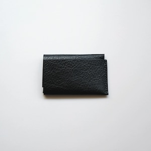 cardcase - bk - vacchetta