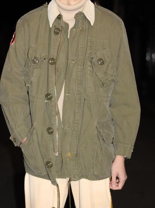70's Canadian army GS MK2 field jacket