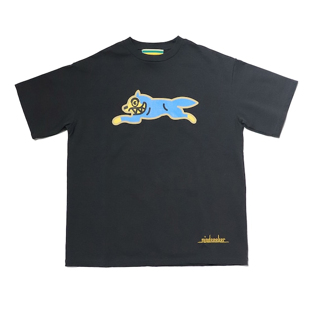 MINDSEEKER X BILLIONAIRE BOYS CLUB Running Dog T-shirt