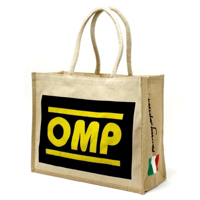 OMP Limit 麻バッグ(JUTE BAG 1)