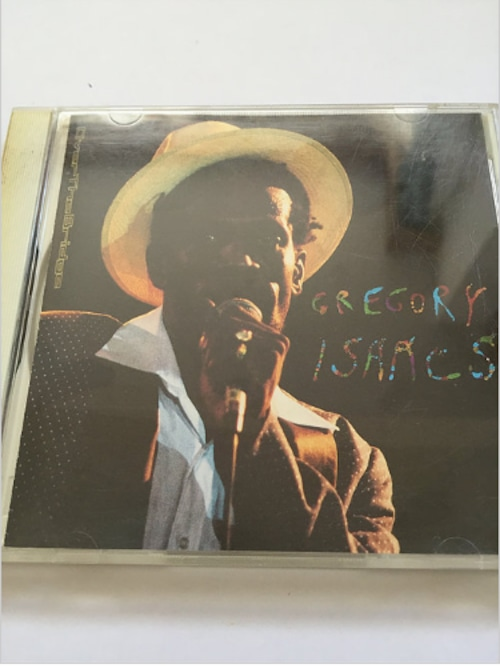 Gregory Isaacs(グレゴリーアイザック) - Over The Bridge【 CD】