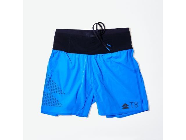 【T8】 Men's Sherpa Shorts V2(Blue)