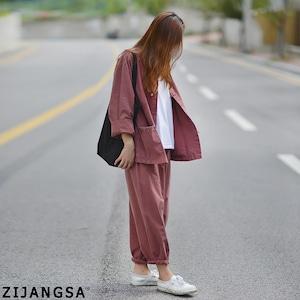 daily hanbok 12colors / イヒョリ着用モデル 生活韓服 ハンボク ユニセックス 長袖 韓国