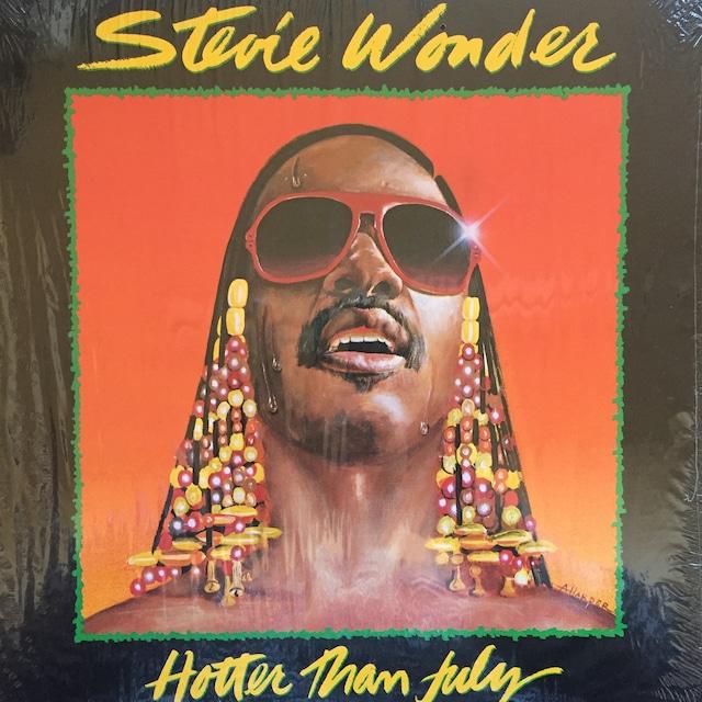 Stevie Wonder – Hotter Than July