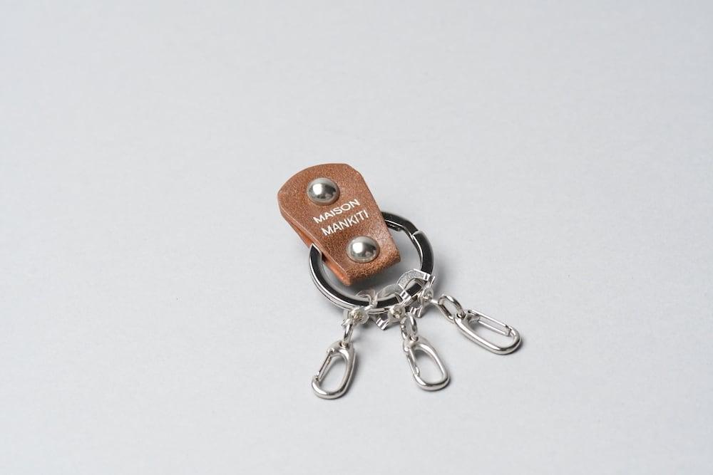 KEY RING_真鍮キーリング_ - 画像2