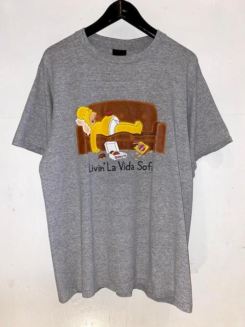 THE SIMPSONS プリントTシャツ