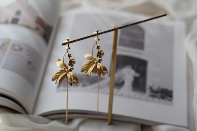 Bridal Earring・vintage・2007/sale
