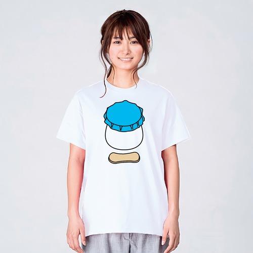 駄菓子屋のヨーグルトみたいなやつ Tシャツ メンズ レディース 半袖 160 S M L XL