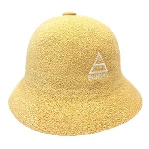 SUNKAK PILE BALL HAT BEIGE