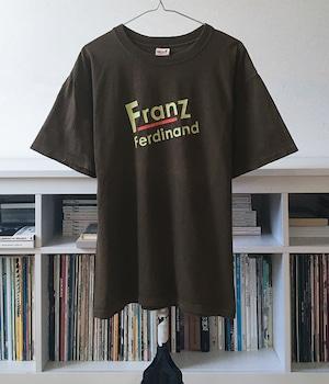 USED BAND T-shirt -Franz ferdinand-