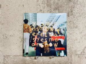 yes means no / Where I Was e.p