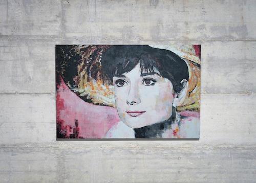 Portrait works Beauty