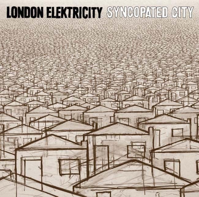 ロンドン・エレクトリシティ - シンコペイテッド・シティー - 画像1