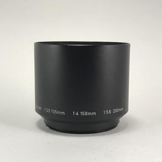 PENTAX Lens Hood for 135/3.5 150/4 200/5.6(Screw)