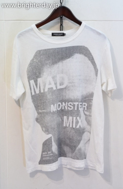 UNDERCOVER MAD MONSTER Tシャツ ZOZO限定