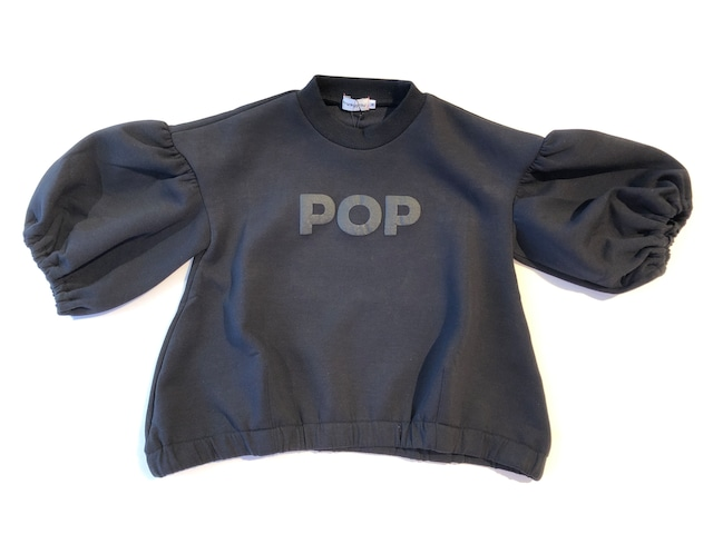 【21AW】フランキーグロウ ( frankygrow )POP DOUBLE KNIT DRESS[ S / M / L ]BLACK ワンピース