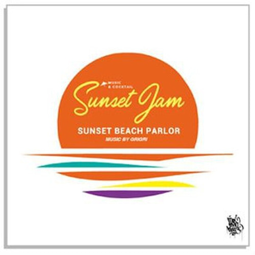 【SUNSET JAM】MIXED BY GRIGRI / [CD]