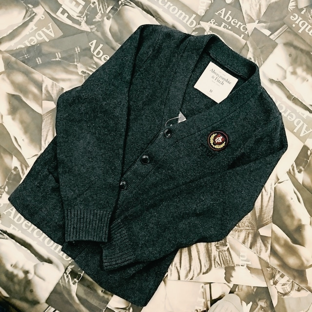 Abercrombie&Fitch メンズカーディガンMサイズ