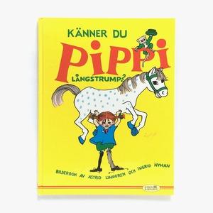 アストリッド・リンドグレーン「Känner du Pippi Långstrump?(長くつ下のピッピを知ってる?)」《2001-01》