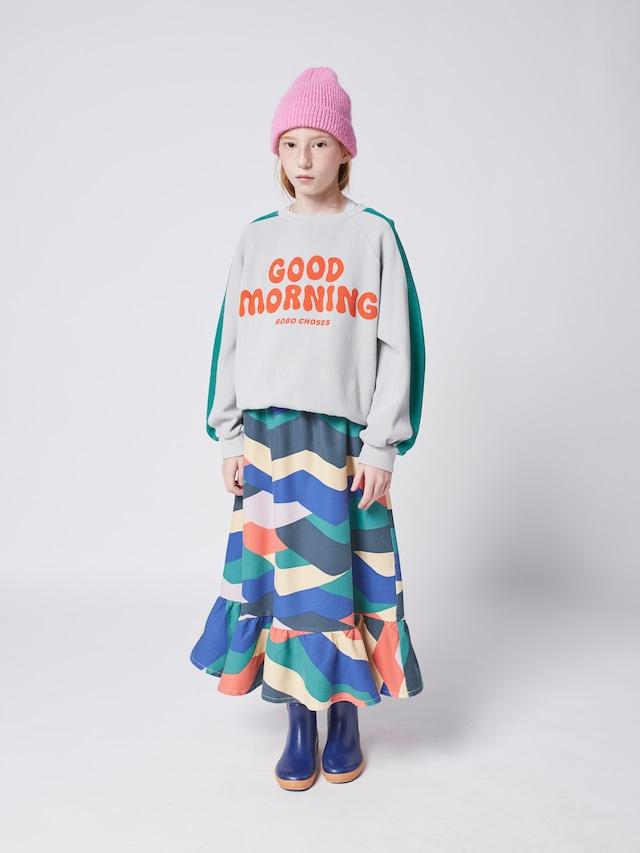 【21AW】bobochoses(ボボショセス)Good Morning Sweatshit スウェット
