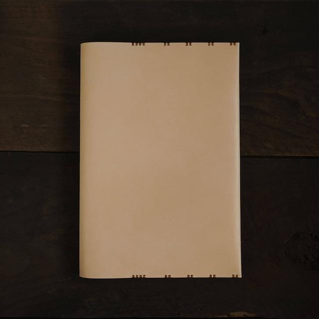 ノートカバー A4サイズ 牛ヌメ革