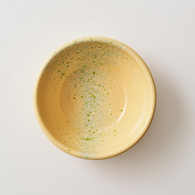 KAPKA - Flow Fest - Salad Bowl - Yellow