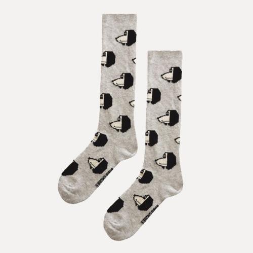 【Bobo Choses】Doggie All Over long socks