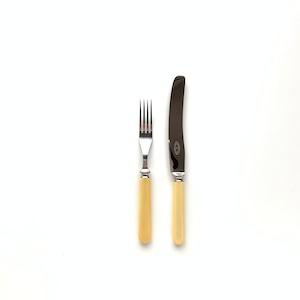 HACKMAN / Fork & Knife Set【B】