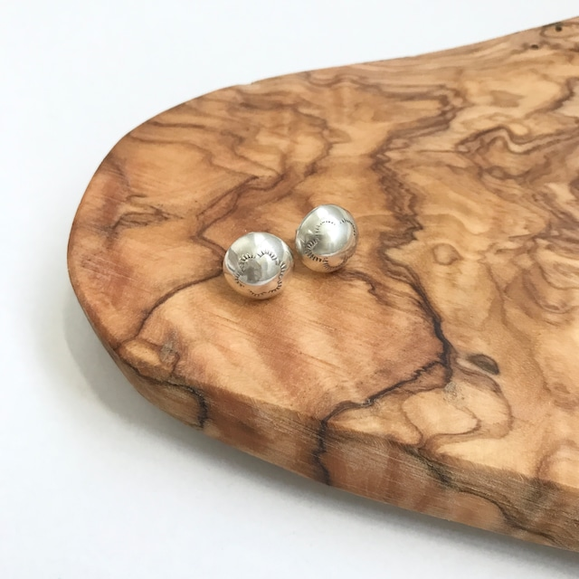 Indian Jewelry Navajo Studs Earrings M 1