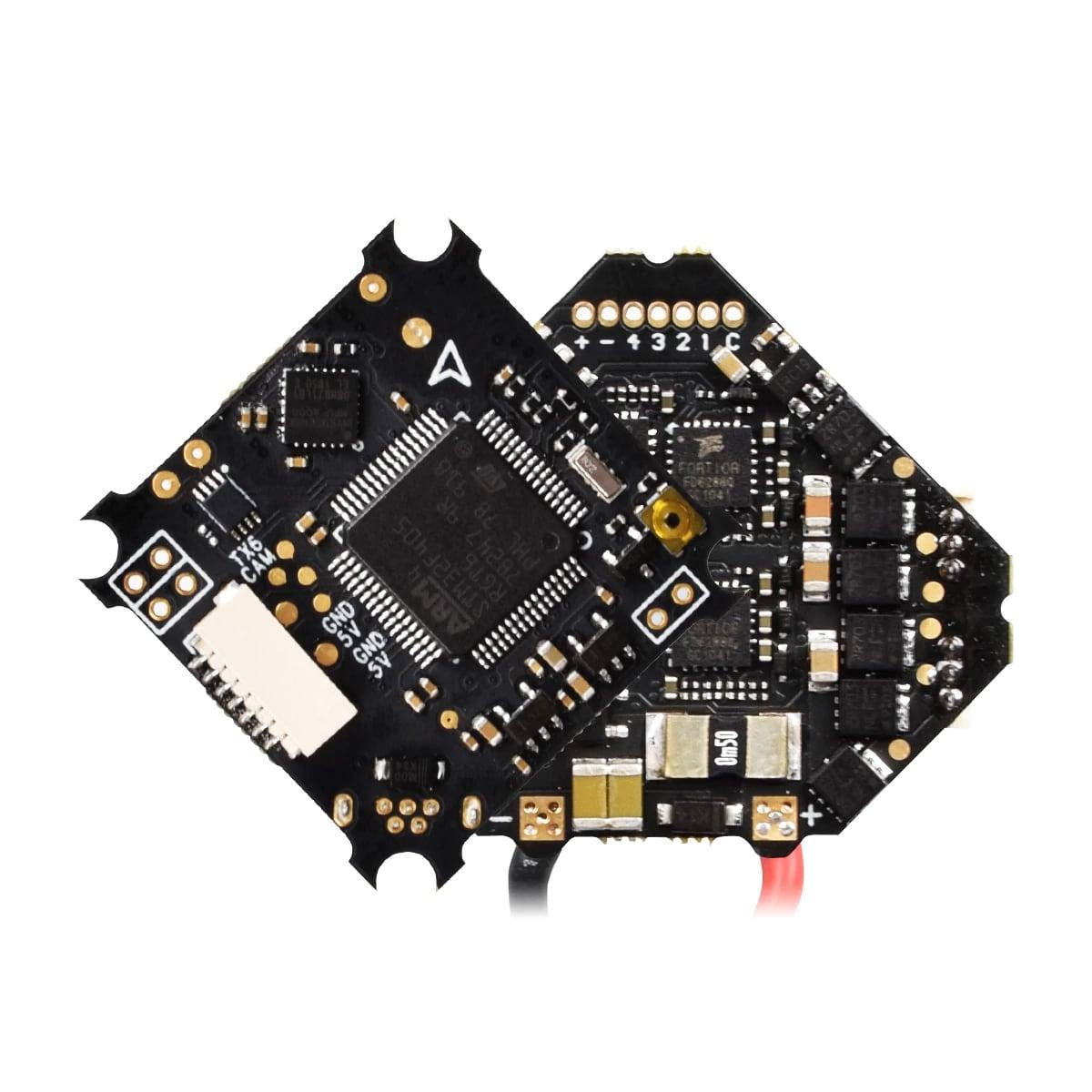 F4 Brushless Flight Controller and ESC V2.0 (BLHeli_32)