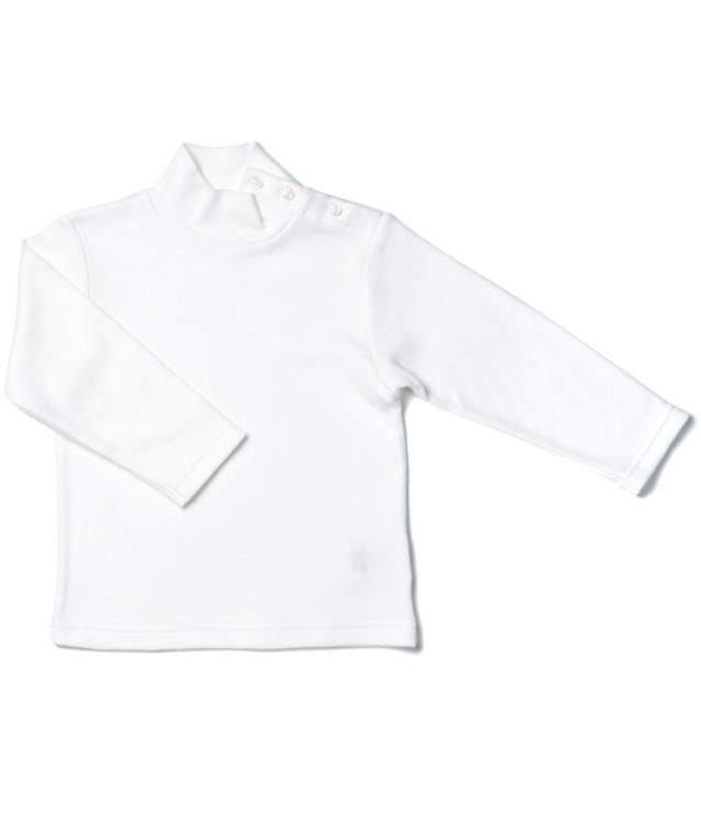 【ベビー服】ハイネック / オフ / 80サイズ
