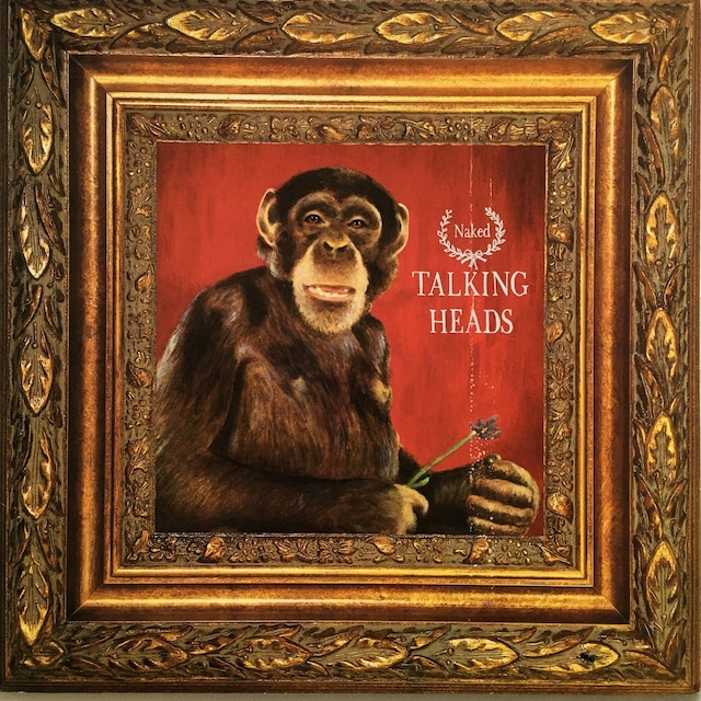 【LP・米盤】Talking Heads / Naked