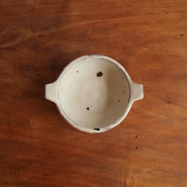 村上直子 Shiromoegi 耳付き小鉢