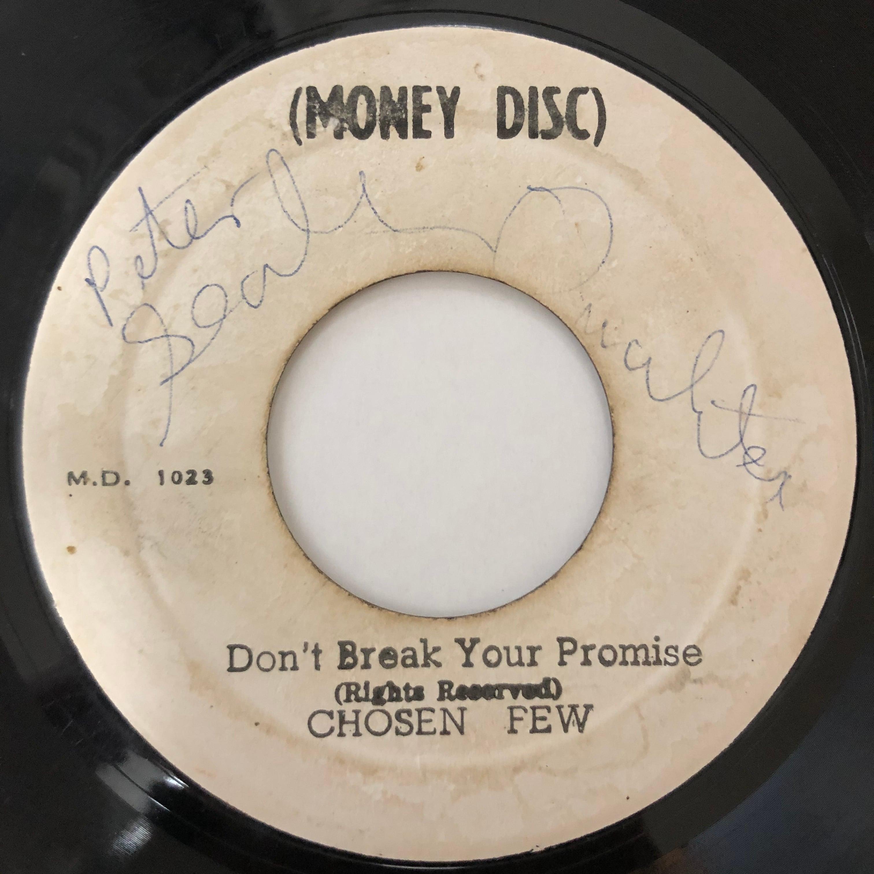 Chosen Few - Don't Break your Promise【7-20558】