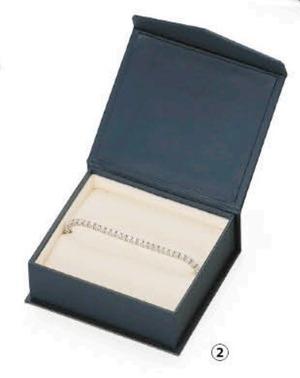 マグネット付きボックス ピアス・リング・ペンダント・ブレスレット兼用ペアリング対応 20個入り PB-011