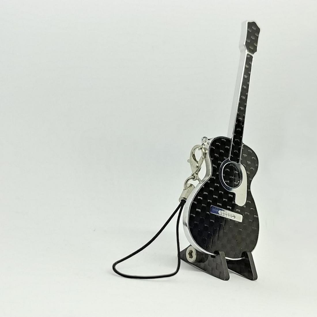 【アコースティックギターアクセサリー】 インテリアにも / 肌に優しい(金アレ)