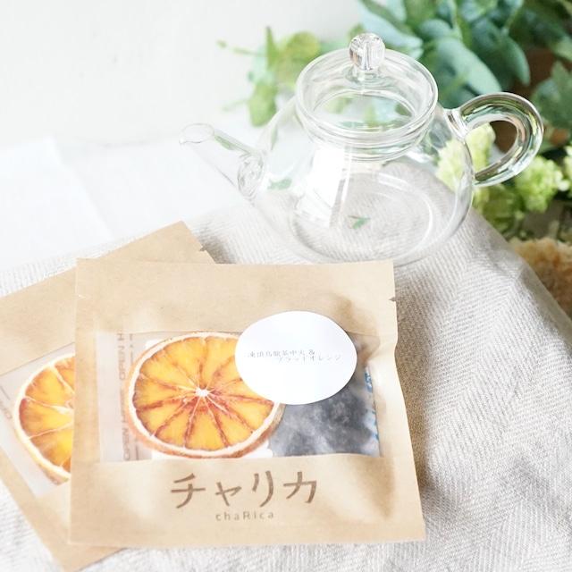 再入荷!ドライフルーツブレンド茶 凍頂烏龍茶中火&ブラッドオレンジ
