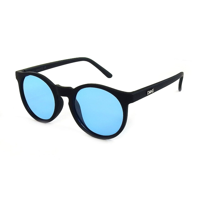 Dang Shades ATZ Black Soft x Blue Poralized・vidg00415(偏光レンズ)