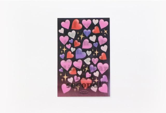[C-08] 「HEART」 レンチキュラーカード