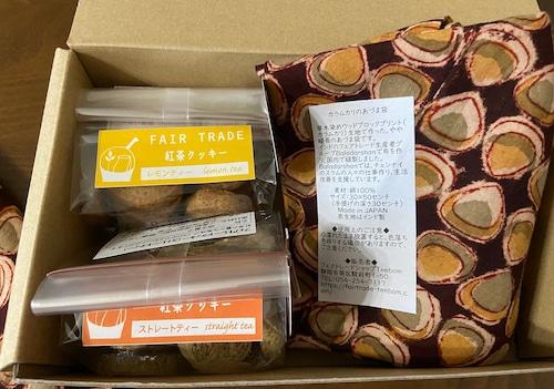 3000円セット あずま袋・クッキー 【ギフト】