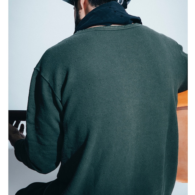 FRENCH THERMAL CREWNECK