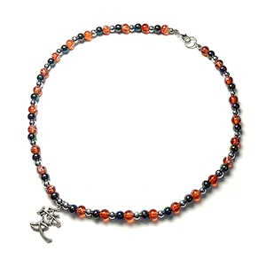 SAD44mg「 愛 」Handmade Necklace
