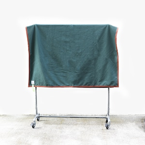 loomer (ルーマー)  Cotton Rug【Green】(ラグ・絨毯・マット・ラグマット)