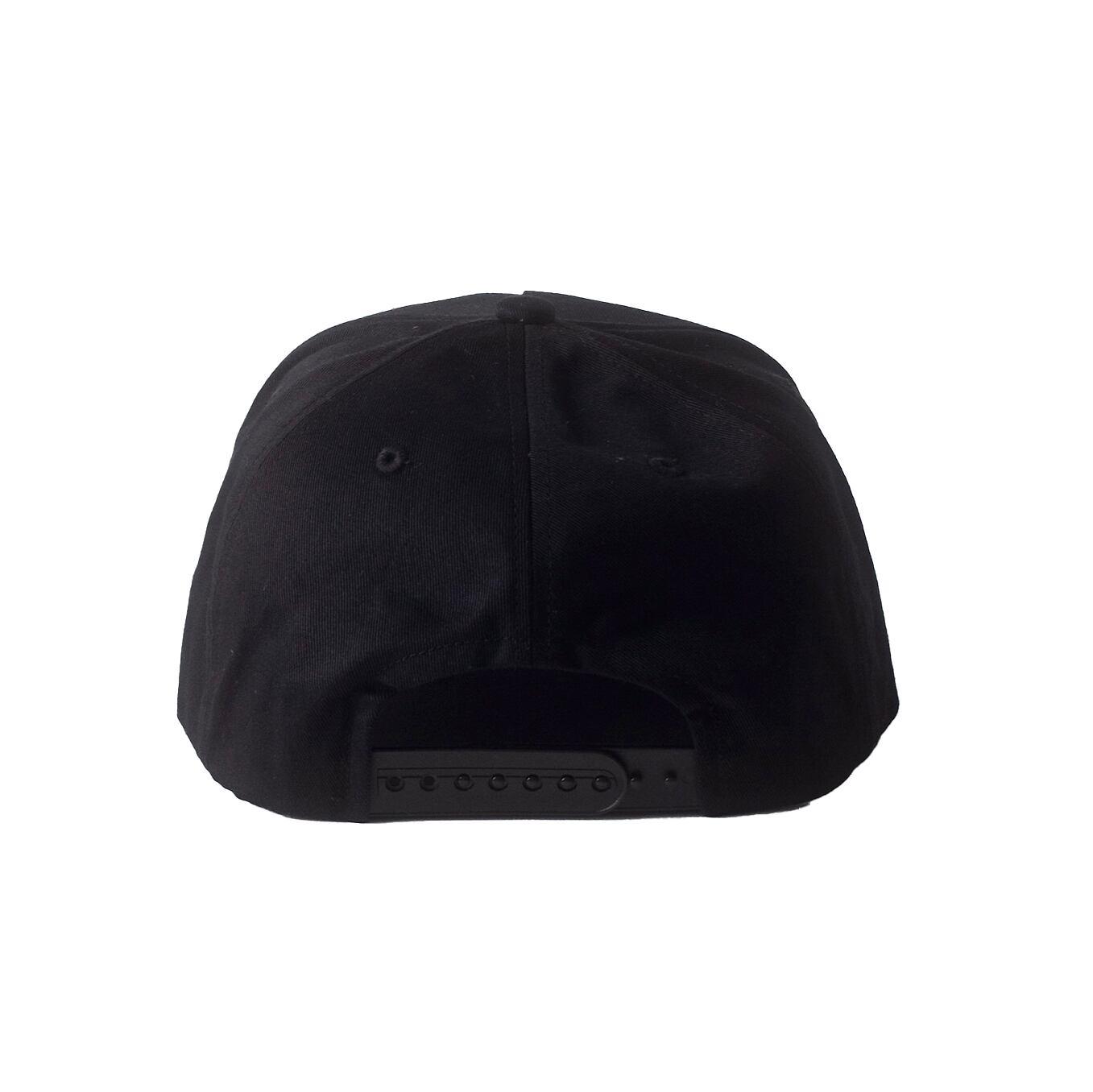 NEW COMMUNE 5 PANEL CAP / BLACK - 画像3