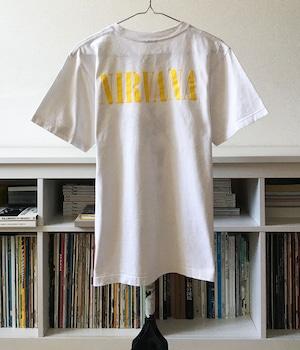 USED BAND T-shirt -NIRVANA / In Utero-