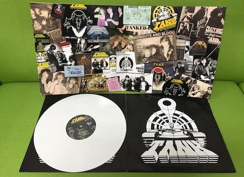 """【貴重盤】TANK """"War Of Attrition Live 1981"""" Expanded Edition"""