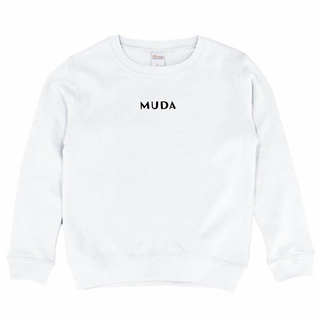 とうふめんたるずトレーナー(MUDA・キッズ)