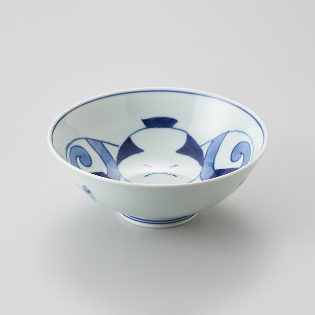 """【青花】""""Classic"""" 6.5寸中華丼(奴凧)"""
