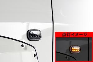 50プロボックス・サクシード LEDサイドマーカー|50PROBOX・SUCCEED LED SIDE MARKER